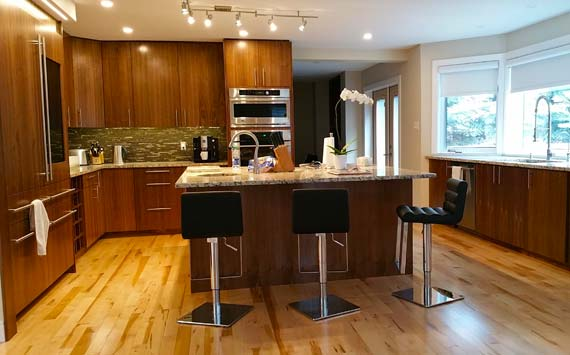 Calgary Kitchen Cabinets – Millwork Design