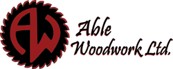 Able Woodwork Ltd Logo